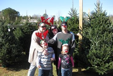 Wicker's Christmas Tree Farm - South Carolina Department of ...